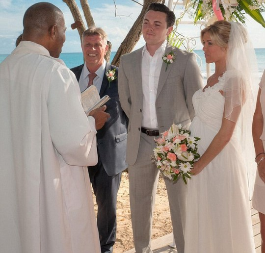 Ray Quinn and Emma Stephens wedding