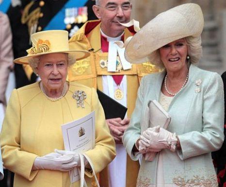 Queen, Duchess of Cornwall