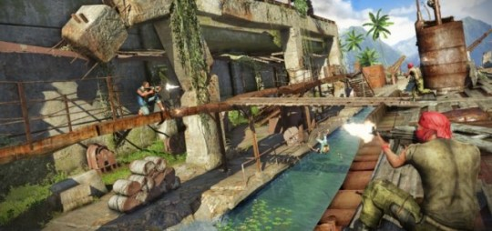 Far Cry 3 Preview And Interview Paradise In Flames Metro News