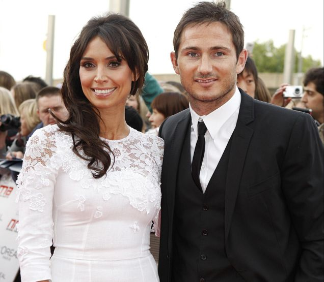 Christine Bleakley Frank Lampard wedding getting married Northern Ireland celebrity