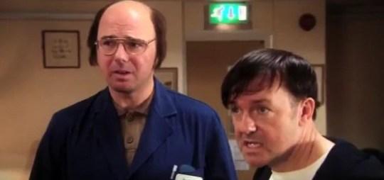 Ricky Gervais, Derek