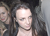Britney bulge