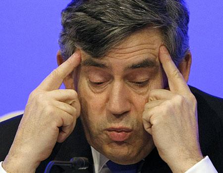 Apology: Gordon Brown