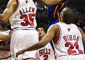 Chicago Bulls' Chris Duhon