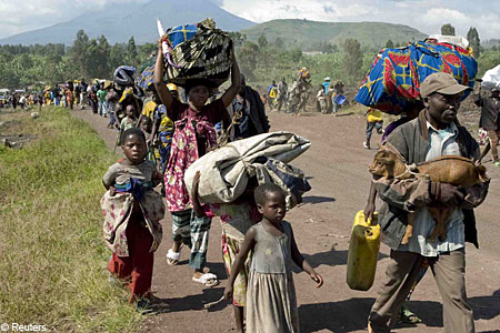 Congo Refugees