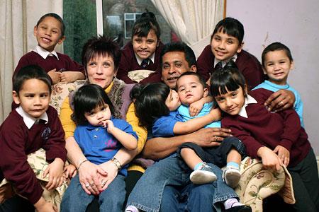 Melissa Cunsamy and children