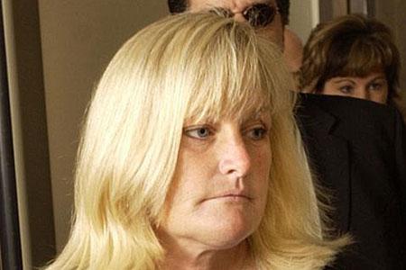 Jackson's ex-wife Debbie Rowe