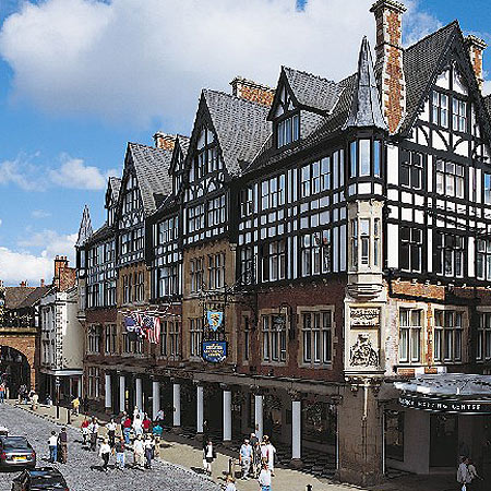 Chester Grosvenor And Spa