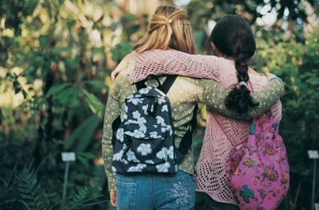 Girl students
