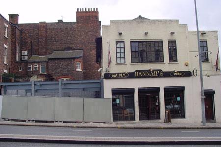 Hannah's bar, Leece Street