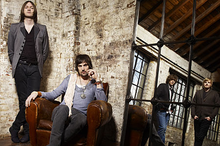 Kasabian have announced a 10-date tour