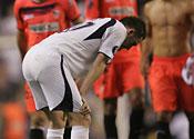 Robbie Keane tastes defeat against Sevilla
