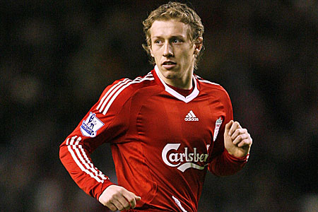 Brazilian bid: Lucas Leiva is wanted by Corinthians