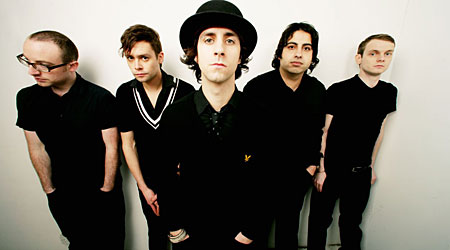 Maximo Park are performing at this weekend's Glastonbury festival