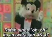 Hamas used Disney character to preach hate