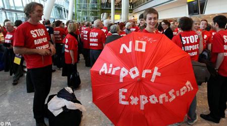 no airport expan