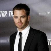 Chris Pine felt 'tremendous pressure' to step into Captain Kirk's shoes