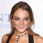 Lindsay Lohan says she likes the way she looks