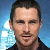 Christian Bale has hit the Hollywood red carpet to promote Terminator Salvation movie