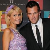 Paris Hilton and Doug Reinhardt attended Harvey Weinstein's Cannes party