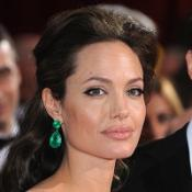 Angelina Jolie has visited the trial of a Congolese warlord