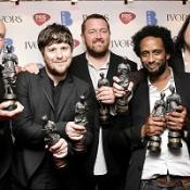 Elbow have scooped two Ivor Novello awards