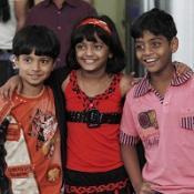 Ayush Mahesh Khedekar, Azharuddin Mohammed Ismail and Rubina Ali are in Hong Kong