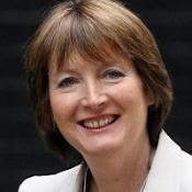Harriet Harman is giving the first evidence to the inquiry into MPs' expenses