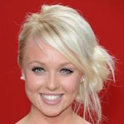 Jorgie Porter gets on well with her soap family