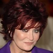 Sharon Osbourne attended the gala performance of Peter Pan