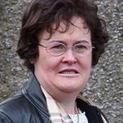 Britain's Got Talent star Susan Boyle received a standing ovation