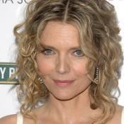 Michelle Pfeiffer has struck a blow for elder women seeking younger companions