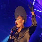 Grace Jones wowed the crowd at Somerset House