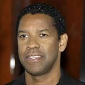 Denzel Washington and John Travolta took to the mike