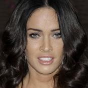 Megan Fox rubbished rumours of a falling out with Transformers director