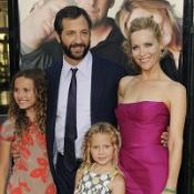 Judd Apatow says he worries about his family