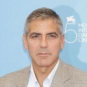 George Clooney has been spotted out with an MTV presenter