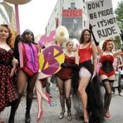 Burlesque dancers oppose Camden Council's licensing decision