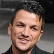 Peter Andre would like to be the new Robbie Williams