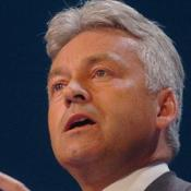 Alan Duncan has been publically slapped down over his 'retions' remark