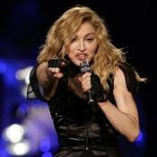 Madonna was surprised to be booed, the trio said