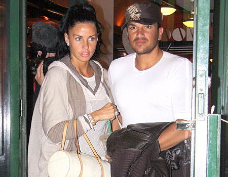 Katie Price and Peter Andre tried counselling in a bid to save their marriage