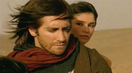 Jake Gyllenhaal and Gemma Arterton star in Prince of Persia
