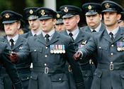RAF servicemen