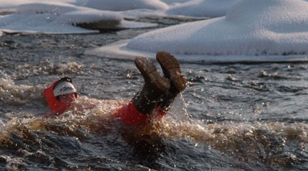 rapid swimmer