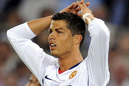 Summer's here so it must be time for the Cristiano Ronaldo transfer saga show