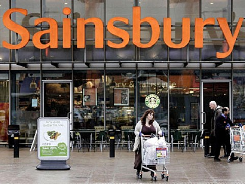 Lesbian couple told to stop kissing by Sainsbury's security guard