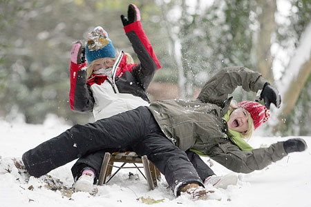 People born in winter are 'less irritable' than those born at other times of the year