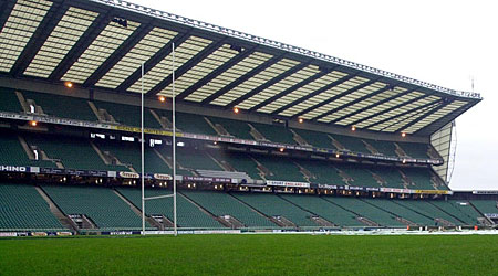 The final will be played at Twickenham