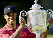 Woods US PGA